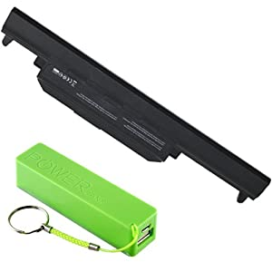 Asus P45VJ-VO002X Laptop Battery - Premium Powerwarehouse Battery 6 Cell (Free Powerbank)