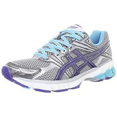 Buy ASICS Ladies GT-1000 Running Shoe by ASICS