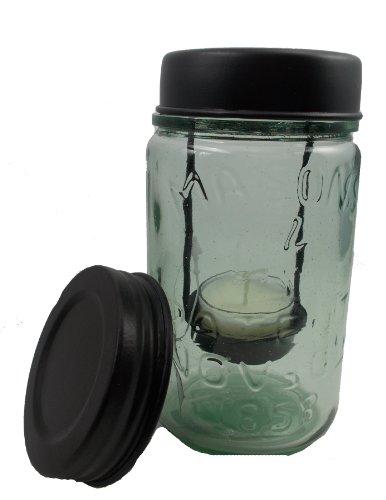 Mason Jar Tea Light Holder - Pint Size