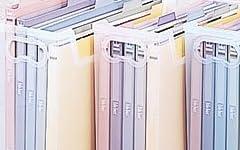 インデックス ファイルボックス F1 クリア フボI-F1C
