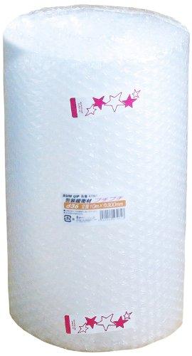 包装緩衝材 プチプチ d36 巾300mm×全長10m
