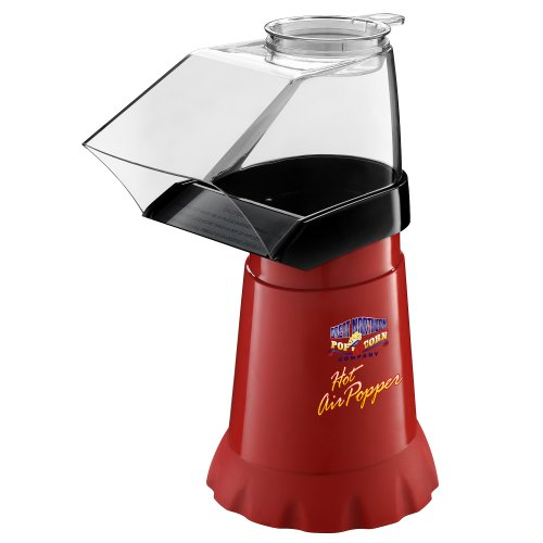 Read About Great Northern Popcorn Hot Air Popper, Red