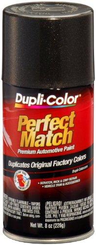 Dupli-Color BUN0090 Universal Black Metallic Exact-Match Automotive Paint - 8 oz. Aerosol (Auto Paint Metallic Black compare prices)