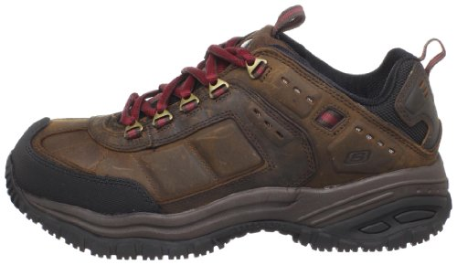 7f2bc0e1f0dd Skechers for Work 76852 Soft Stride Constructor Steel Toe Slip Resistant  Sneakers