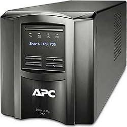 APC SMT750 SMT750 Smart-UPS 750VA LCD 120V-Lineint 500W
