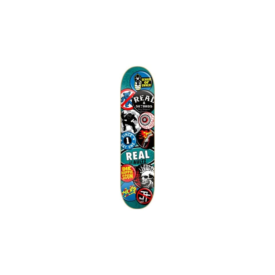 4015ec9332d1d Real Aultz Friend Club Deck 7.81 Skateboard Decks Sports on PopScreen