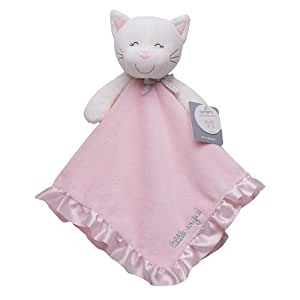 """Little Angel"" Kitty Security Blanket Snuggle Buddy Lovey by Carter's"