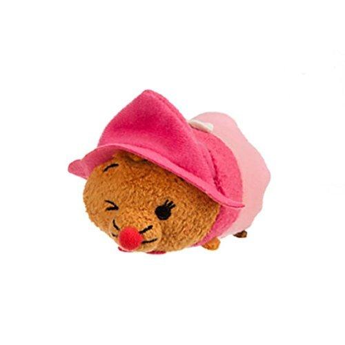 Disney Perla ''Tsum Tsum'' Plush - Cinderella - Mini - 3 1/2'' - 1