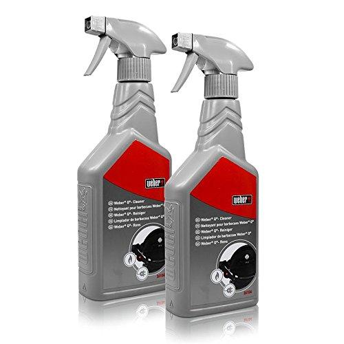 2x Weber 26106 Q - Reiniger / Entfetter 500 ml