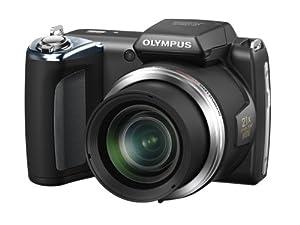 Olympus SP-620UZ Appareil photo 16 Mpix Zoom optique 21x Noir