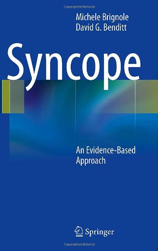 Syncope And Collapse. Syncope: An Evidence-Based