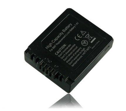 M&L Mobiles® AKKU WIE CGA-S002 DMW-BM7 FÜR Panasonic Lumix DMC-FZ1 | FZ2 | FZ3 | FZ4 | FZ5 | FZ10 | FZ15 | FZ20 | FC20 | C20