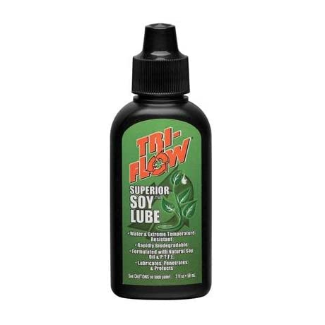 Tri-Flow Superior Soy Bicycle Chain Lube - 2 oz Squeeze - TF21014