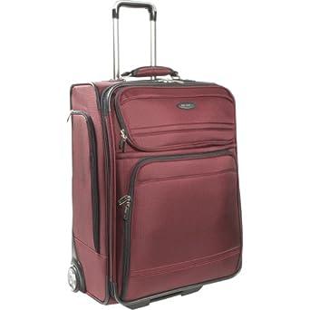 """(五星)Samsonite Dkx 25 Inch Upright Bag新秀丽黑色25""""拉杆箱$115.99,打2.9折"""