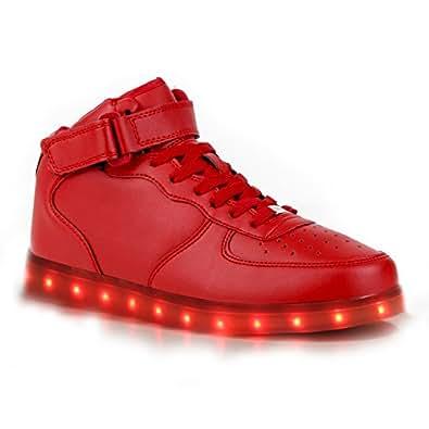 ... Led Light Farbwechsel Schuhe LED Licht: Amazon.de: Schuhe