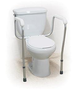 Toilet Guard Rail