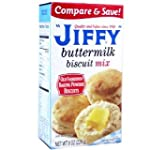 Jiffy Buttermilk Biscuit Mix 8OZ (226g)