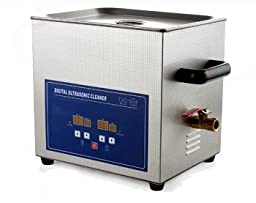 JeKen 7L Ultrasonic Cleaner PS-D40A with Timer & Heater Without Basket 110V