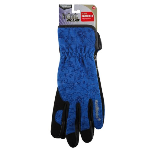 Magid Glove & Safety Magid Glove PGP60TL ProGrade Plus Deluxe Gardener Glove Womens Size Small Co