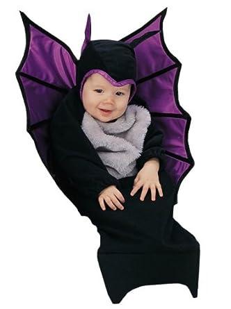 Newborn Baby Bat Classic Halloween Costume (0-6 months)