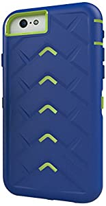 Gumdrop Cases iPhone 6 Plus Drop Tech V2 Series Protective Smartphone Case, Royal Blue/Lime (DT2 PH6P RY LM)Customer review and more information