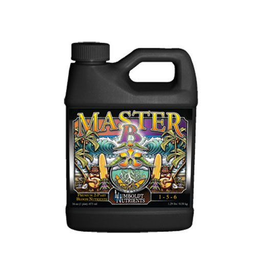 Humboldt Nutrients HNMB404 16-Ounce Humboldt Master Amino Bloom B Nutrients (Bloom Master compare prices)