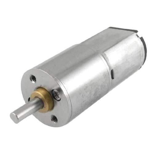 Uxcell 50rpm 6v 0 6a high torque electric dc geared motor for Measuring electric motor torque