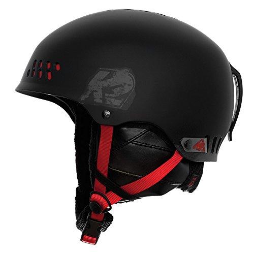 Helm PHASE PRO, black red, M, 1034004.1.3