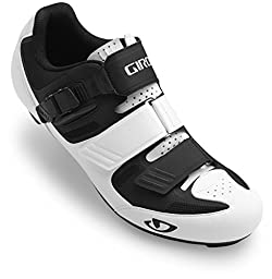Giro Apeckx II Shoe - Men\'s White/Black 44.5