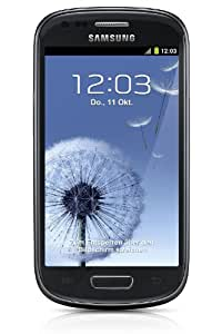 Samsung Galaxy S3 mini GT-I8190 Smartphone Android 4.1 GSM/HSPA+ 8Go Bluetooth Wifi Noir (import Europe)