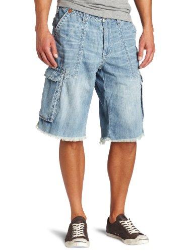 True Religion Men's Isaac Basic Mens Cargo Short