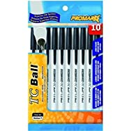 Kittrich Corp BP48 ProMarx TC Ball Stick Pen Pack of 12