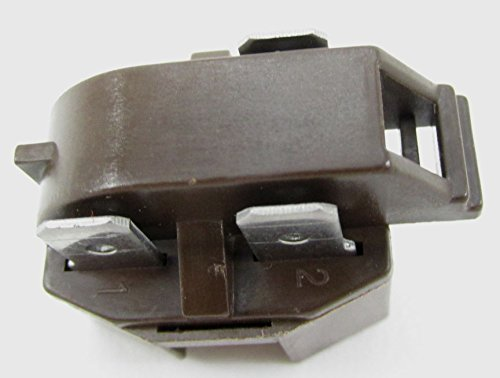 2183454 - Refrigerator Condenser Start Relay For Whirlpool Kenmore Maytag And More front-41115