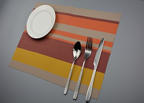 kingmerlina-rectangle-pvc-placemats-heat-resistant-stain-resistant-woven-vinyl-stripes-kitchen-table