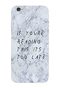 100 Degree Celsius Back Cover for Apple iPhone 6 (Designer Printed Multicolor)