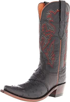 Luxury Amazoncom 1883 By Lucchese Women39s N452554 BootRed105 B US