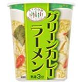 【ケース販売】タイの台所 グリーンカレーラーメン 70g*12個 (カップ)