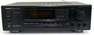 Onkyo TX-V940 A/V Tuner Amplifier w/ Classified Memory Preset & Discrete Output Stage