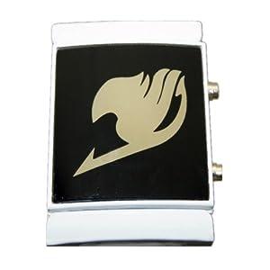 White Fairy Tail Natsu Ultrathin Slip Noctilucent Watch