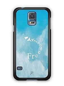 YuBingo Freedom Mobile Case Back Cover for Samsung Galaxy S5