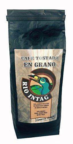 Cafe Rio Intag Whole Bean Coffee: USDA Certified Organic & Fair Trade From Ecuador, 13.23 Oz (Medium Roast) (Ecuador Coffee compare prices)