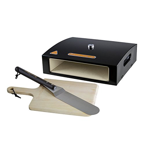 BakerStone Pizza Oven Box with Wood Peel and Turner (Bakerstone Pizza Oven Box compare prices)