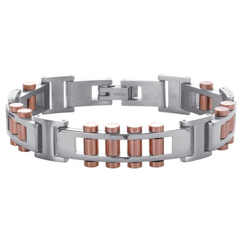 Titanium Men's Tennis Bracelet