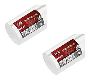 2 x Heatsaver Wall Underliner Wall Insulation Polystyrene Underliner 2mm x 10M from Red Label