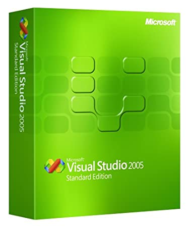 Microsoft Visual Studio Standard 2005 Upgrade
