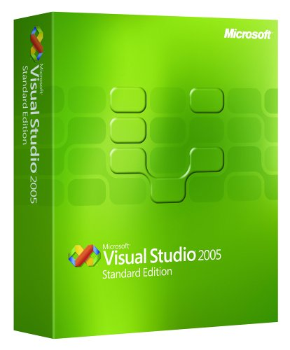 Microsoft Visual Studio Standard 2005 [OLD VERSION]
