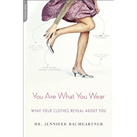 Learn more about the book, You Are What You Wear: What Your Clothes Reveal About You
