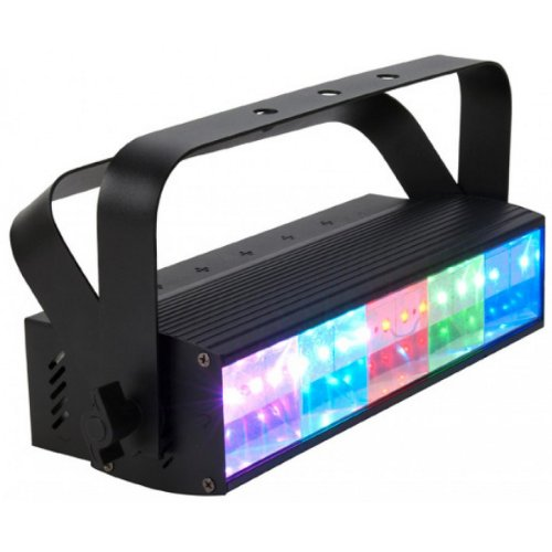 American Dj Pixel Pulse Bar | Led Strobe / Wash Effect (15X 3W Rgb Tri Leds)