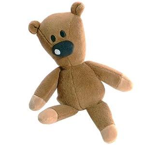 famosa mr beans medium teddy toys games. Black Bedroom Furniture Sets. Home Design Ideas