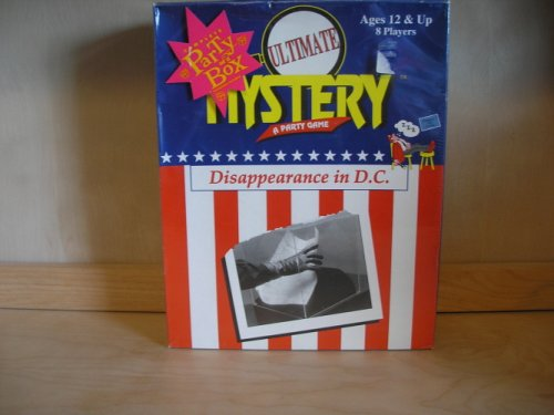 Ultimate Mystery: A Party Game: Disappearance in D.C.